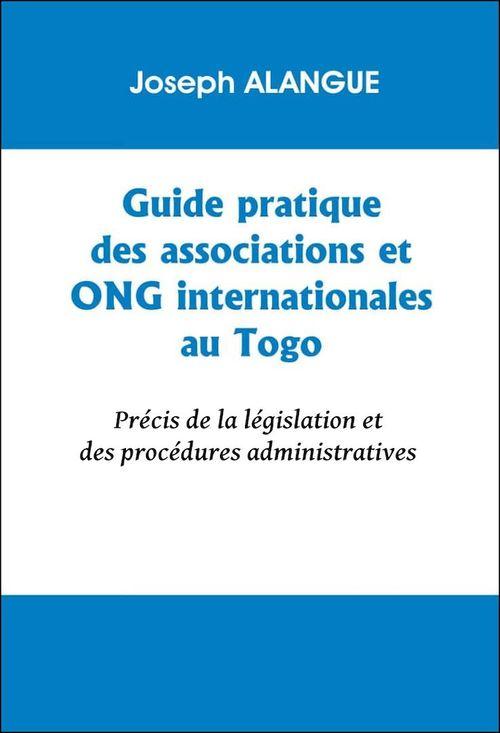 Guide pratique des associations et ONG internationales au Togo