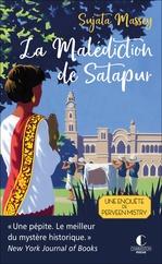 Vente EBooks : La Malédiction de Satapur  - Sujata Massey