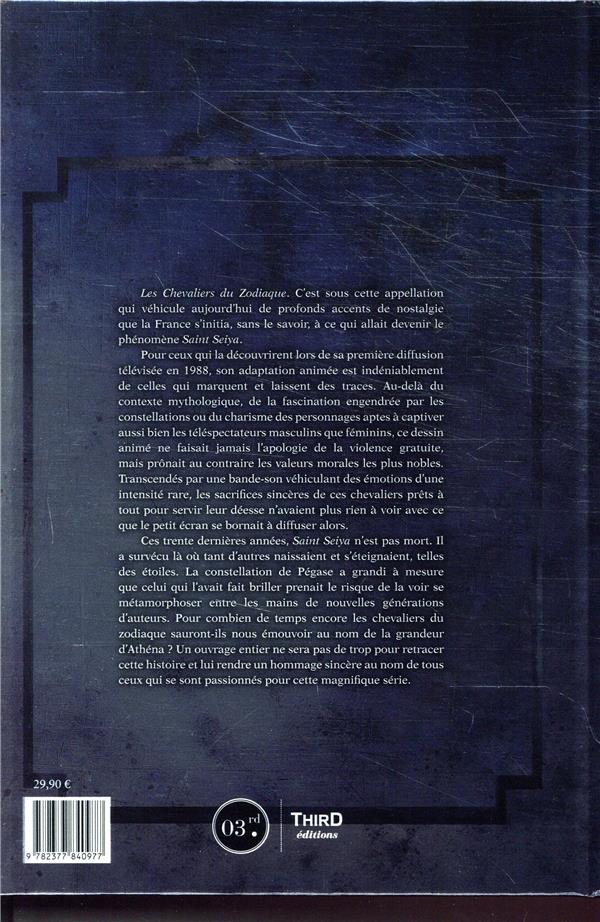 Saint Seiya ; le mythe