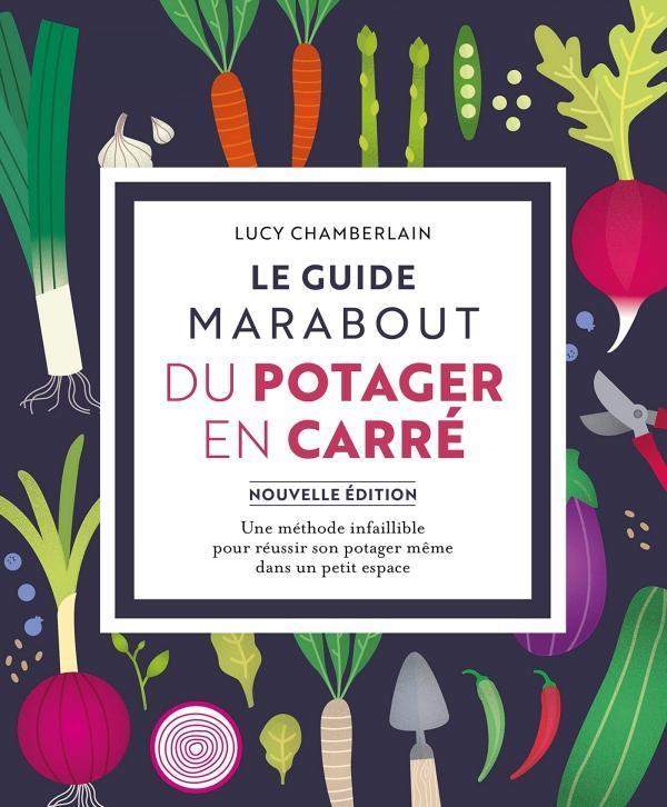 Le guide Marabout du potager en carré