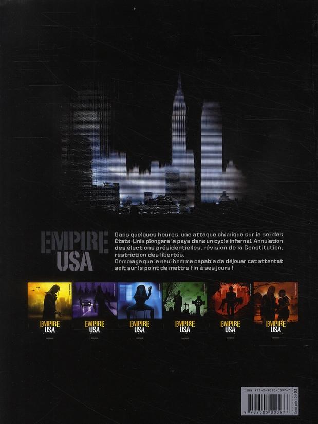 Empire USA t.2