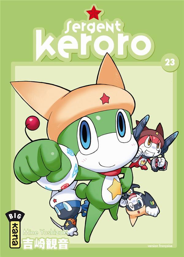 sergent Keroro t.23