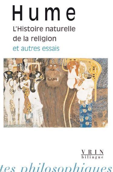 L'histoire naturelle de la religion et autres essais