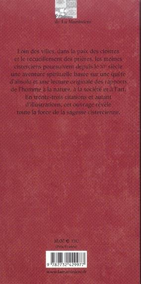 Paroles de cisterciens