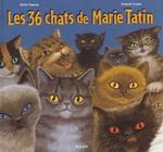 Couverture de Les 36 chats de marie tatin
