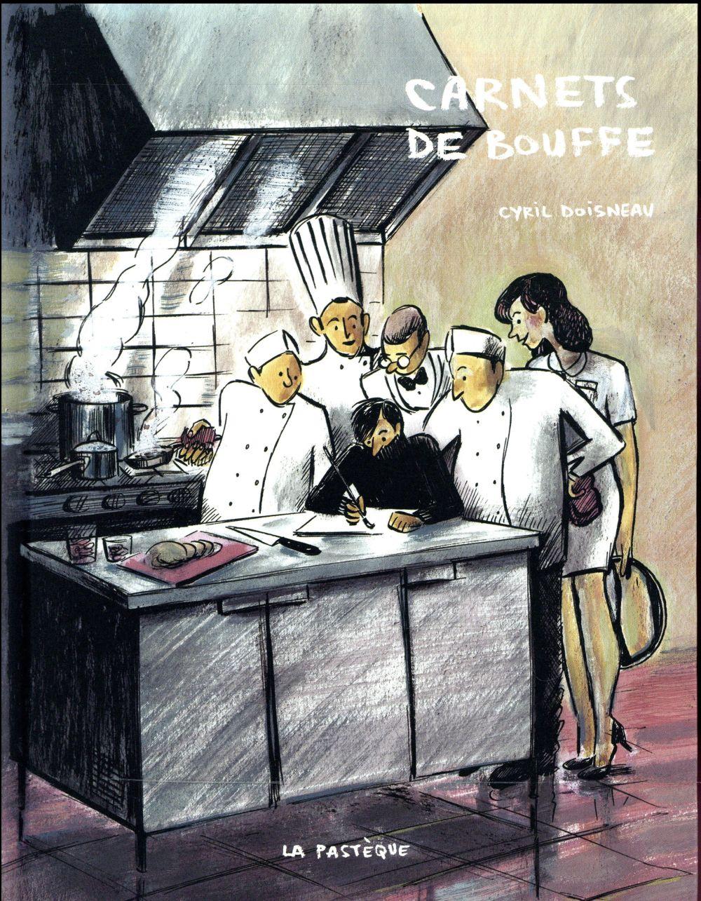 carnets de bouffe