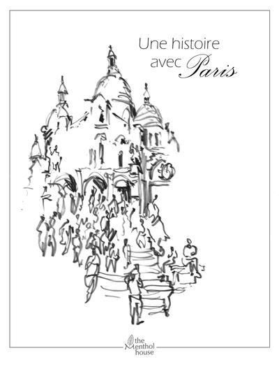 Une histoire avec Paris ; Sacré Coeur