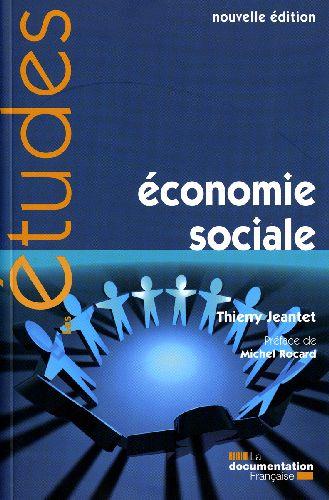 Economie Sociale ; La Solidarite Au Defi De L'Efficacite