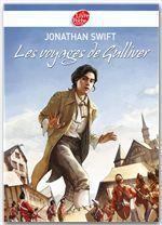 Vente EBooks : Les voyages de Gulliver - Texte abrégé  - Jonathan Swift