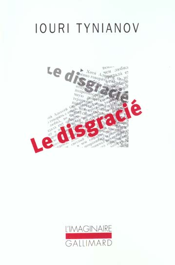 Le disgracie