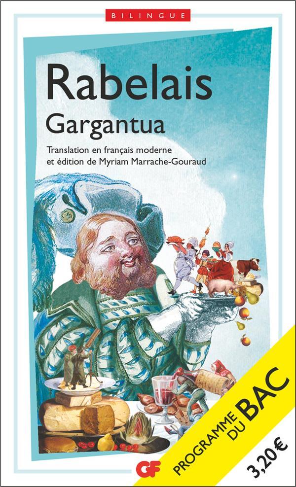 Gargantua ; 1re ; programme nouveau bac 2022