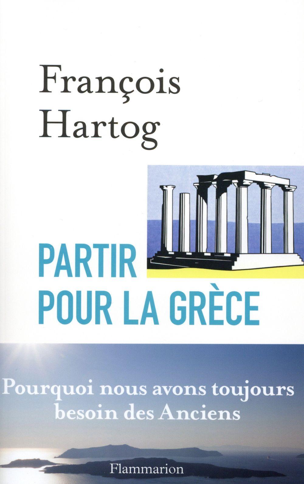 Partir pour la Grèce