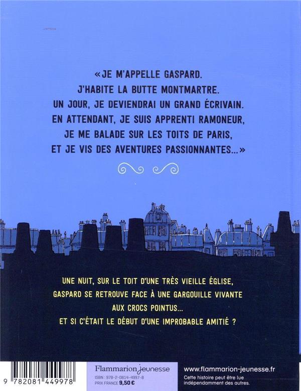 Gaspard de Paris ; le monstre des toits