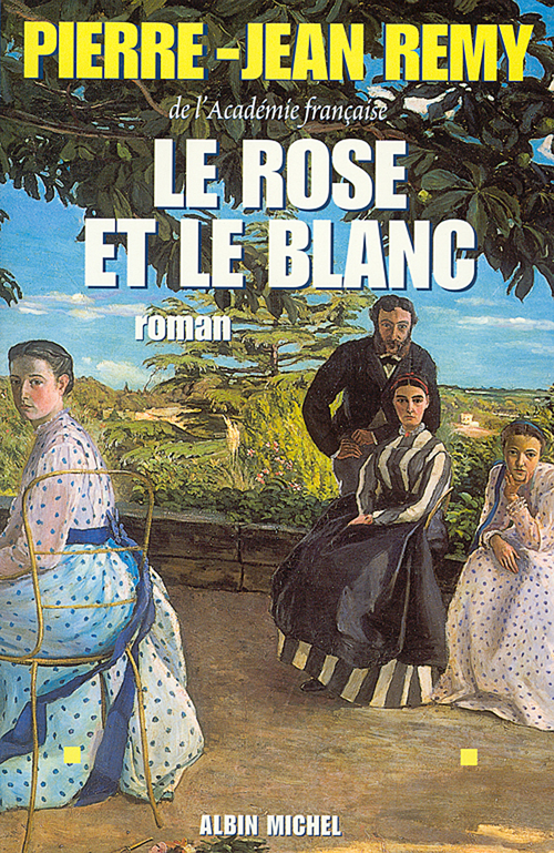 Le rose et le blanc