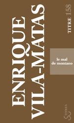 Vente Livre Numérique : Le Mal de Montano  - Enrique Vila-Matas