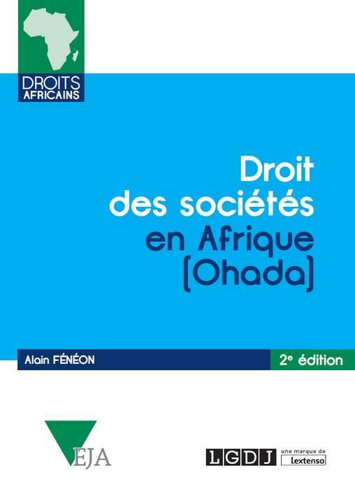 Droit des sociétés en Afrique (OHADA) (2e édition)