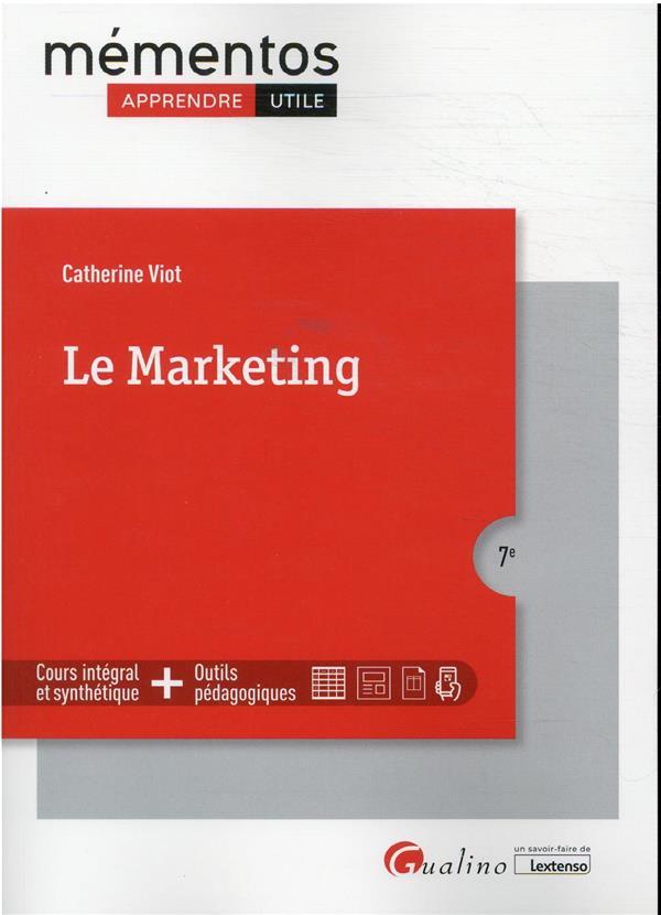 Le marketing (7e édition)