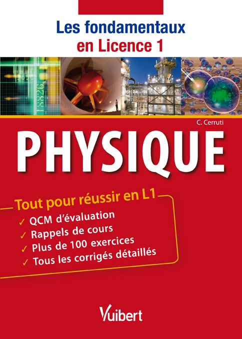 Physique ; licence 1