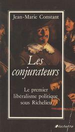 Vente Livre Numérique : Les conjurateurs  - Jean-Marie Constant
