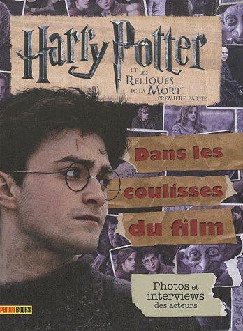 Harry Potter et les reliques de la mort - première partie ; dans les coulisses du film