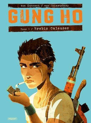 Gung Ho t.1 ; brebis galeuses