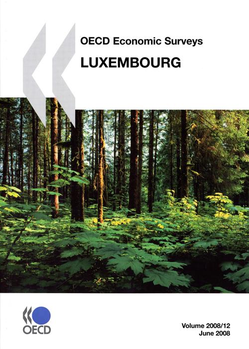 OECD economic surveys ; Luxembourg ; issue t.12