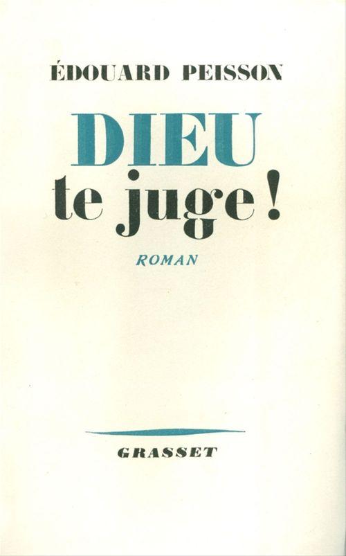 Dieu te juge !