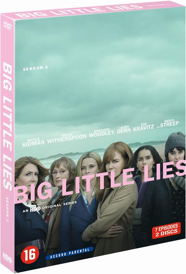 Big Little Lies - Saison 2