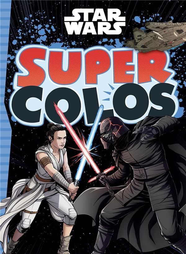 SUPER COLO  -  STAR WARS