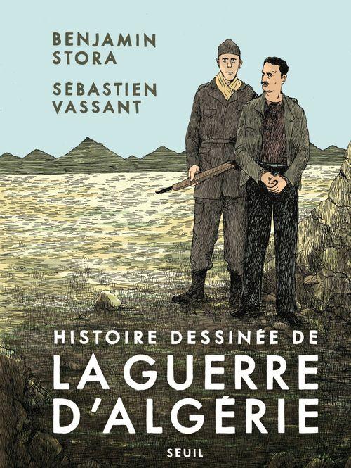 Vente Livre Numérique : Histoire dessinée de la guerre d'Algérie  - Benjamin Stora