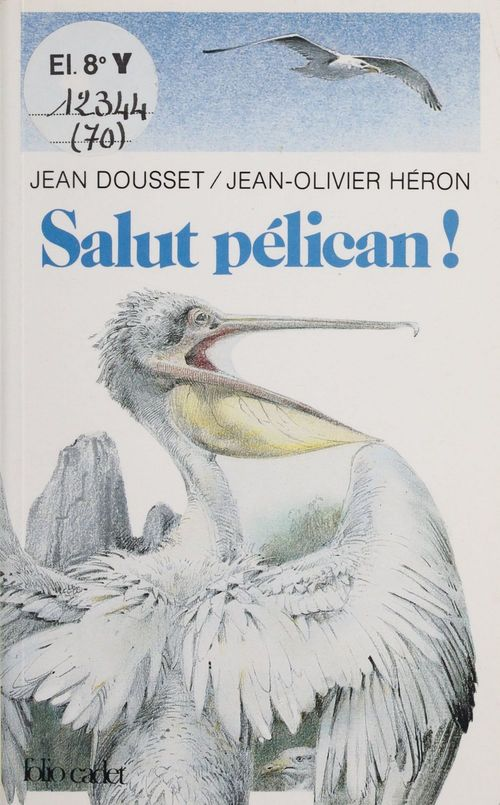 Salut pelican !