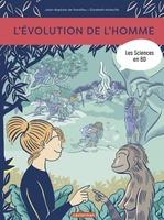Vente Livre Numérique : Les sciences en BD - L'Évolution de l'Homme  - Jean-Baptiste De Panafieu