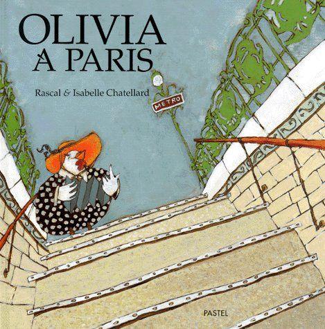 Olivia à Paris