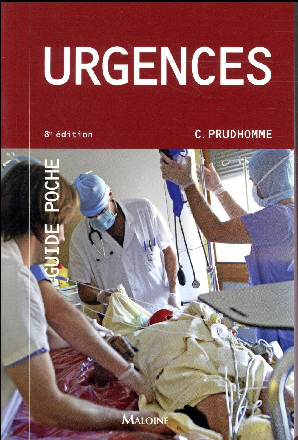 Urgences (8e édition)