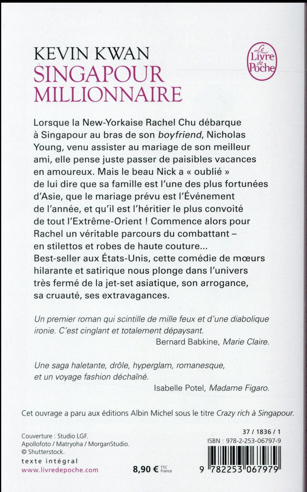 Singapour millionnaire