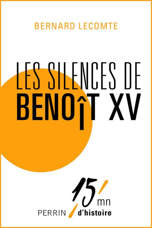 Les silences de Benoît XV