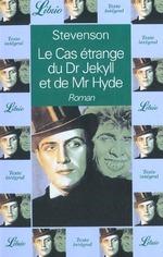 Couverture de Le cas etrange du dr jekyll et de mr hyde