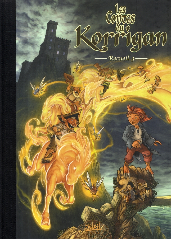 Les contes du Korrigan ; INTEGRALE VOL.3 ; T.5 ET T.6 ; recueil t.3