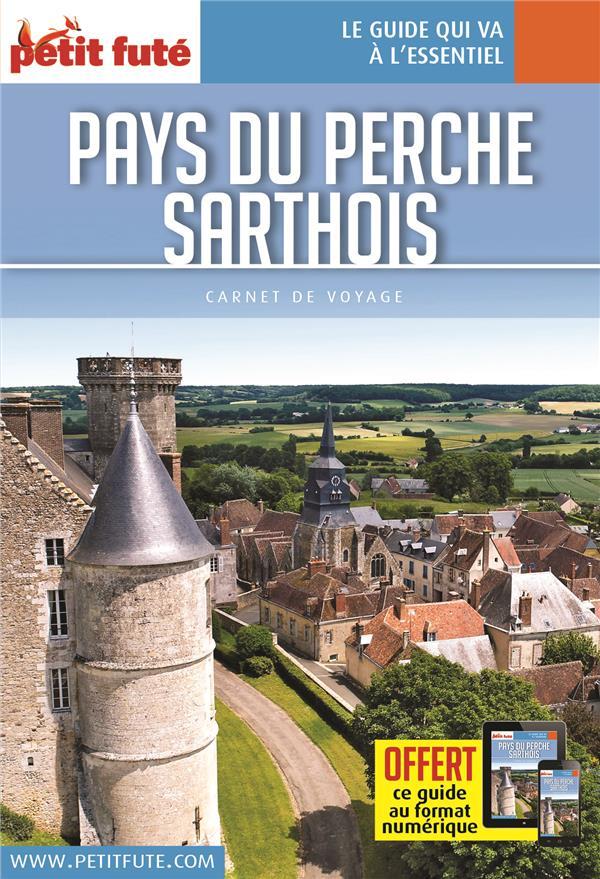GUIDE PETIT FUTE ; CARNETS DE VOYAGE ; Pays du Perche Sarthois