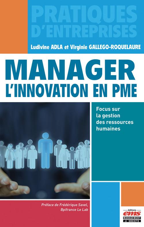 Manager l'innovation en PME