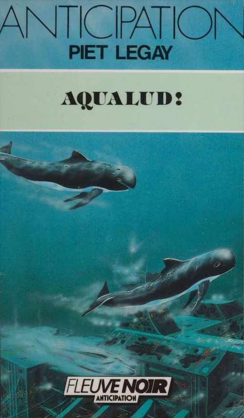 Aqualud !  - Piet Legay