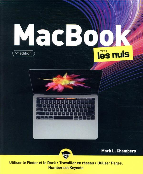 MacBook pour les nuls (9e édition)