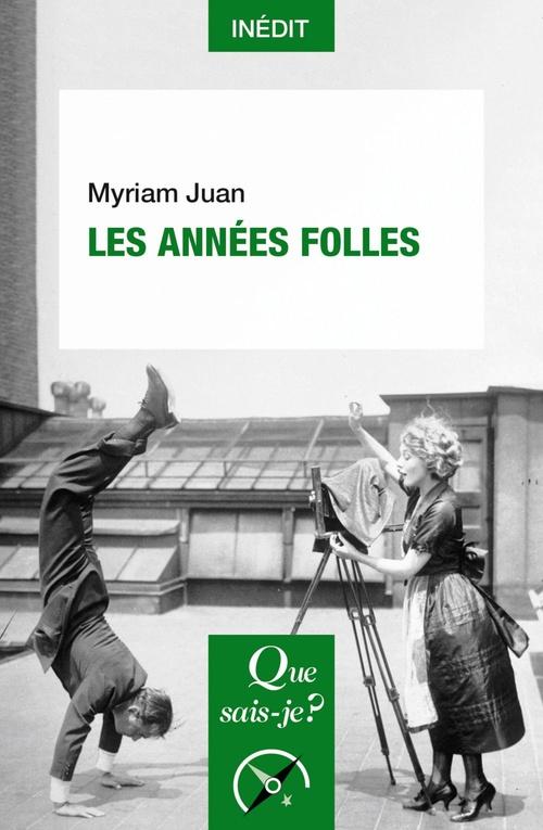 Vente EBooks : Les Années folles  - Myriam Juan