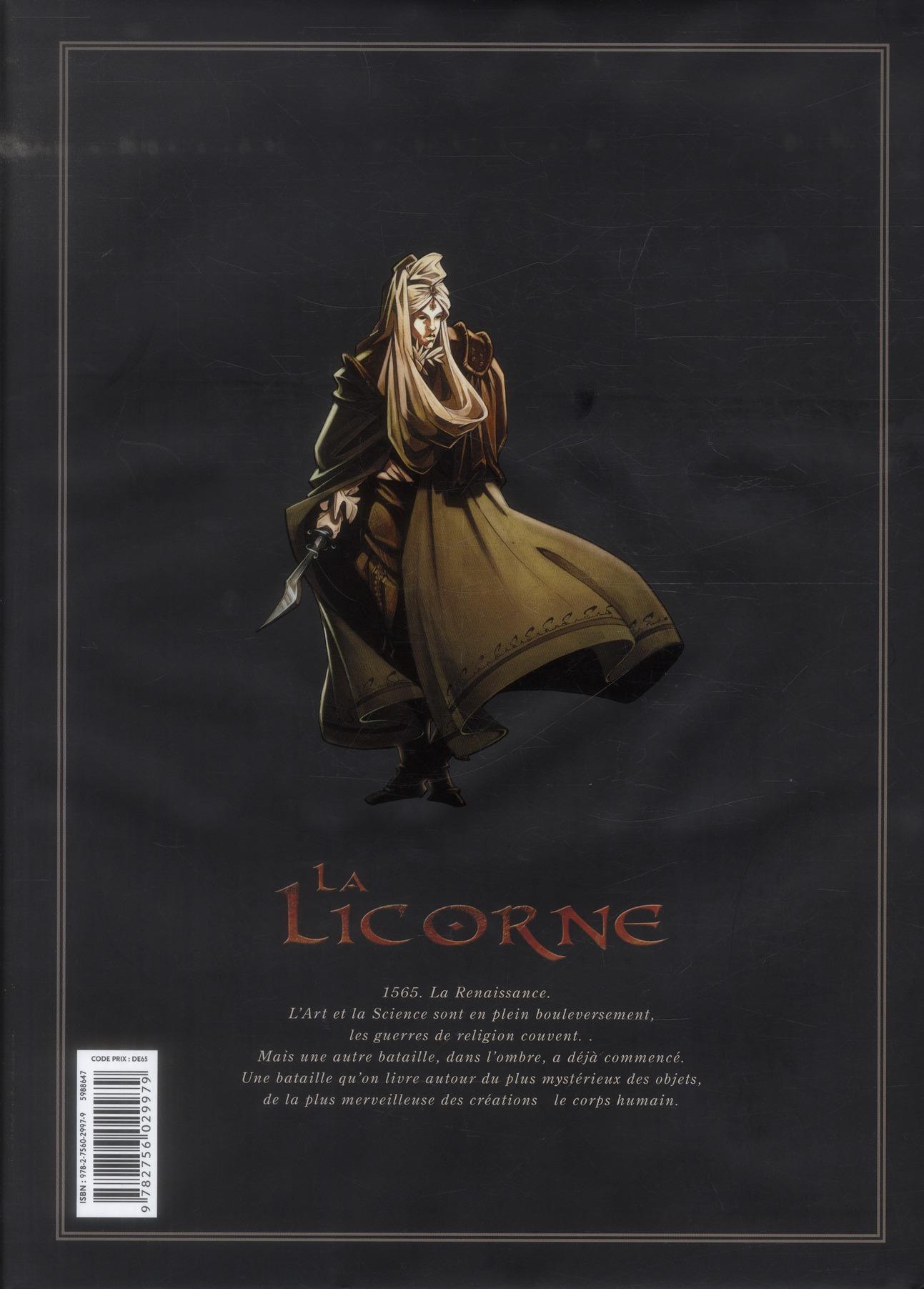 La licorne ; intégrale t.1  t.4