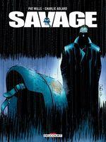 Vente Livre Numérique : Savage  - Charlie Adlard