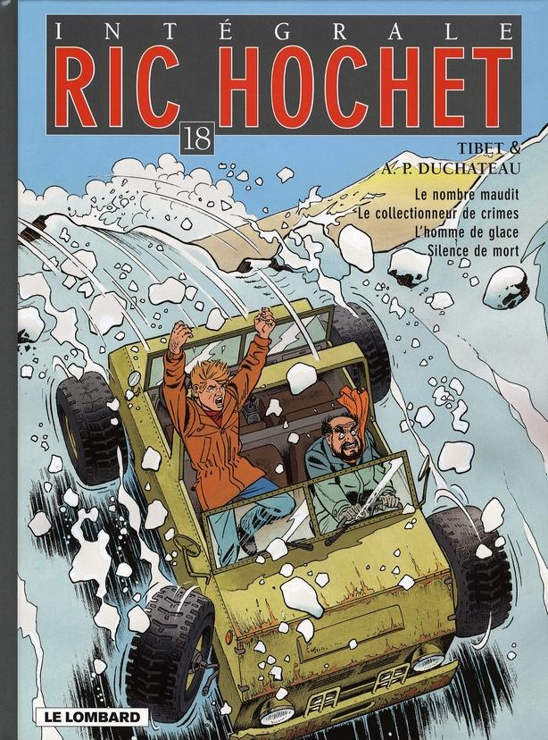 Ric Hochet ; Intégrale vol.18