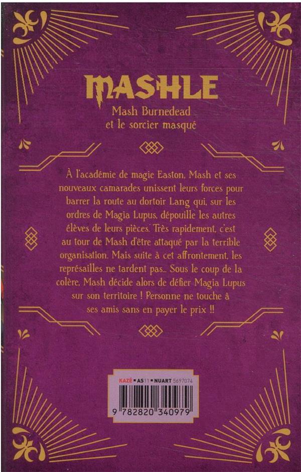 Mashle T.3