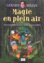 Couverture de Magie en plein air