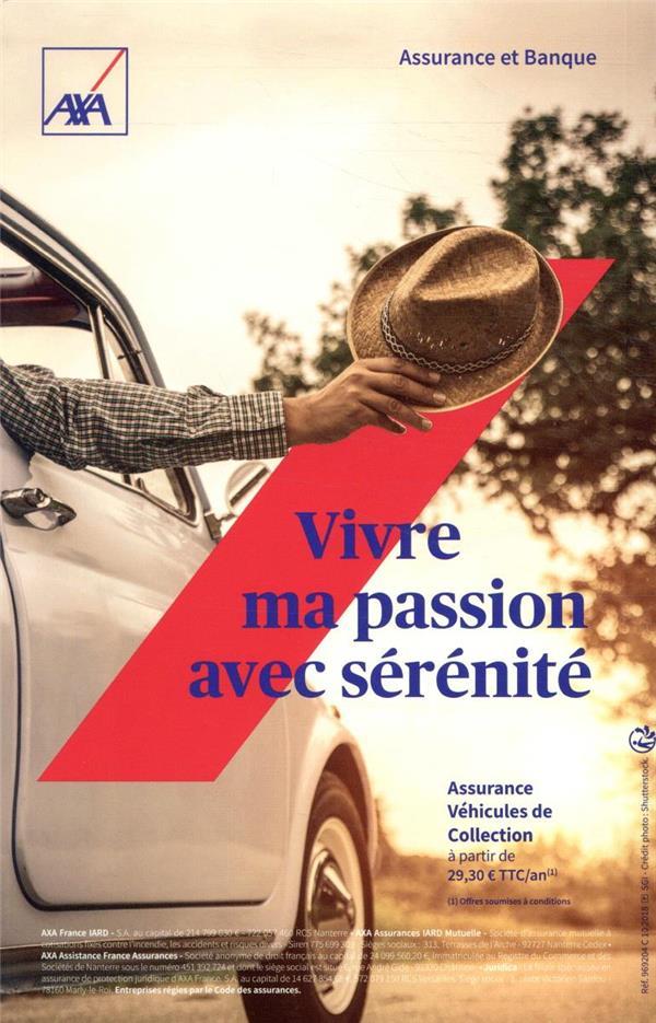 Le guide du collectionneur auto (édition 2019)