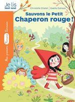 Vente Livre Numérique : La bande des contes - Sauvons le Petit Chaperon rouge !  - Christelle Chatel
